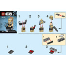 LEGO Scarif Stormtrooper Set 40176 Instructions