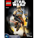 LEGO Scarif Stormtrooper Set 75523 Instructions
