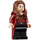 LEGO Scarlet Witch Minifigure with Skirt