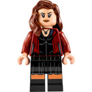 LEGO Scarlet Witch Minifigure without Skirt