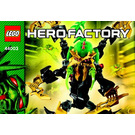 LEGO SCAROX Set 44003 Instructions