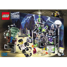 LEGO Scary Laboratory Set 1382 Instructions