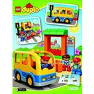 LEGO School Bus Set 10528 Instructions
