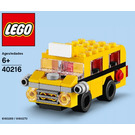 LEGO School Bus Set 40216