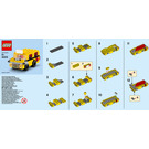 LEGO School Bus Set 40216 Instructions