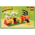 LEGO School Room Set 3645 Packaging
