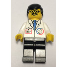 LEGO Scientist Minifigure