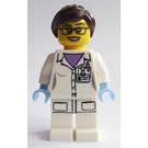 LEGO Scientist Minifigure