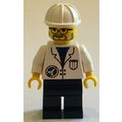 LEGO Scientist with Helmet Minifigure