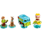 LEGO Scooby-Doo Team Pack Set 71206
