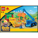 LEGO Scoop and Lofty at the Building Yard Set 3297 Instructions