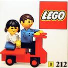 LEGO Scooter Set 212-2