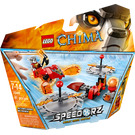 LEGO Scorching Blades Set 70149 Packaging