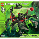 LEGO Scorpio Set 2236 Instructions