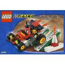 LEGO Scorpion Buggy Set 6602-2