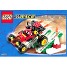 LEGO Scorpion Buggy Set 6602-2 Instructions