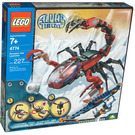 LEGO Scorpion Orb Launcher Set 4774 Packaging