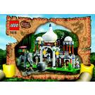 LEGO Scorpion Palace Set 7418-1 Instructions