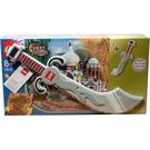LEGO Scorpion Palace Set with Foam Scimitar 7418-2