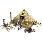 LEGO Scorpion Pyramid Set 7327