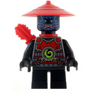 LEGO Scout with Blue Face Minifigure