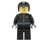 LEGO Scribble-Face Bad Cop Minifigure