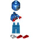 LEGO Scuba Captain America Minifigure