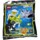 LEGO Scuba Diver and Shark Set 952019