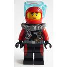 LEGO Scuba Diver, Female without Flippers Minifigure