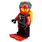 LEGO Scuba Diver Minifigure
