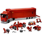 LEGO Scuderia Ferrari Truck Set 8654