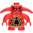 LEGO Scurrier with 4 teeth Minifigure
