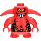 LEGO Scurrier with 6 Teeth Minifigure