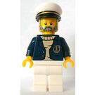 LEGO Sea Captain Minifigure