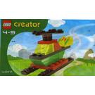 LEGO Sea Helicopter Set 4017