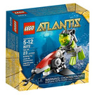 LEGO Sea Jet Set 8072 Packaging