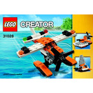 LEGO Sea Plane Set 31028 Instructions