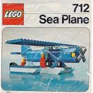 LEGO Sea Plane Set 712