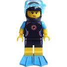 LEGO Sea Rescuer Minifigure