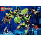 LEGO Sea Scorpion Set 6160 Instructions