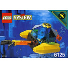 LEGO Sea Sprint 9 Set 6125