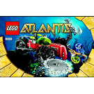 LEGO Seabed Scavenger Set 8059 Instructions