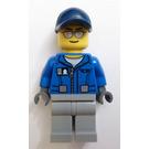 LEGO Seaplane Pilot Minifigure