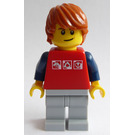 LEGO Seaside House Owner Minifigure