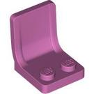 LEGO Siège 2 x 2 sans Sprue Mark dans le siège (4079)