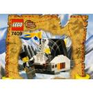 LEGO Secret of the Tomb Set 7409