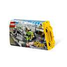 LEGO Security Smash Set 8199 Packaging