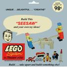 LEGO Seesaw Set 803-3