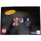 LEGO Seinfeld Set 21328 Instructions