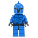 LEGO Senate Commando Minifigure with Plain Head